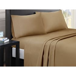 Madison Park Microfiber Splendor Sheet Set