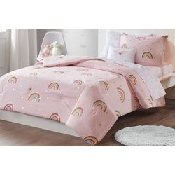 Mi Zone Alicia Rainbow Complete Bed Set