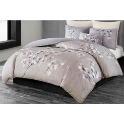 N Natori Sakura Blossom Oblong Decorative Pillow