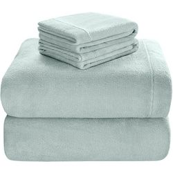 True North Soft Plush Sheet Set