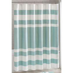 Spa Waffle Shower Curtain