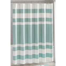 Spa Waffle Shower Curtain