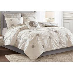Madison Park Malia 6-pc. Comforter Set