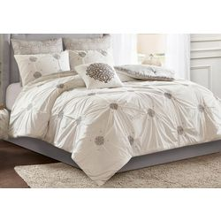 Madison Park Malia 6-pc. Comforter Set