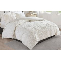 Madison Park Viola 3-pc. Duvet Cover Set