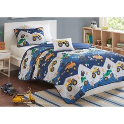 Kids Nash Reversible Coverlet Set