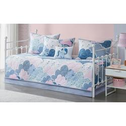 Kids Cloud 6-pc. Plaid Reversible Daybed Set