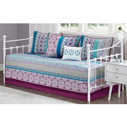 Intelligent Design Joni 6-pc. Plaid Reversible Daybed Set