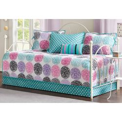 Mi Zone Carly 6-pc. Plaid Reversible Daybed Set