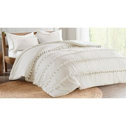 Madison Park Leona 3-pc. Duvet Cover Set