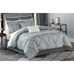 Madison Park Lavine 12-pc. Comforter Set