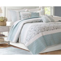 Madison Park Dawn 6-pc. Coverlet Set
