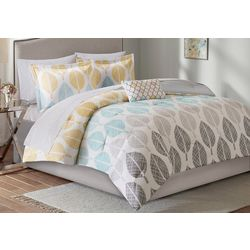 Madison Park Central Park Comforter & Sheet Set