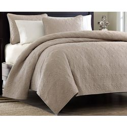 Madison Park 3-pc. Quebec Coverlet Set