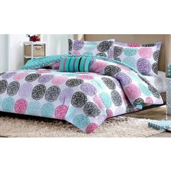 Mi Zone Carly Reversible Comforter Set