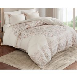 Madison Park Elise 3-pc. Duvet Cover Set