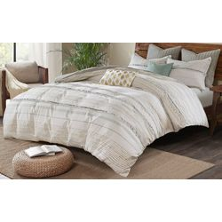 Ink & Ivy Nea Cotton Printed Comforter Set