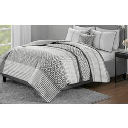 Madison Park Bennett 4-pc. Coverlet Set