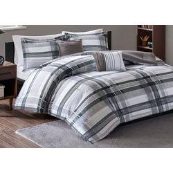 Intelligent Design Rudy Plaid Comforter Set