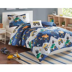 Mi Zone Nash Printed Comforter Set