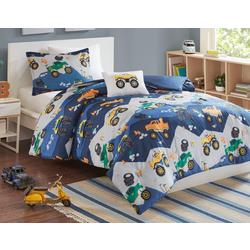 Nash Printed Comforter Set