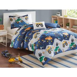 Mi Zone Nash Printed Comforter Set