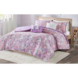 Kids Lola Printed Comforter Set