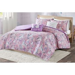 Urban Habitat Kids Lola Reversible Duvet Cover Set