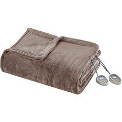 Beautyrest Plush Heated Blanket