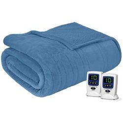 Beautyrest Microlight Heated Blanket