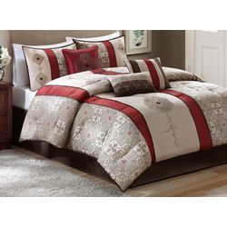 Madison Park Donovan 7-pc. Comforter Set