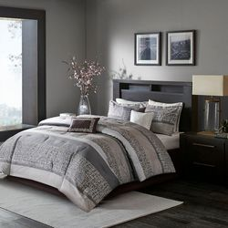 Madison Park Rhapsody 7-pc. Comforter Set