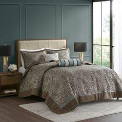 Madison Park Aubrey 5-pc. Bedspread Set