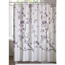 Madison Park Holly Shower Curtain