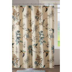 Madison Park Quincy Shower Curtain