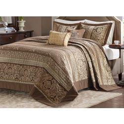 Madison Park Bellagio 5-pc. Bedspread Set