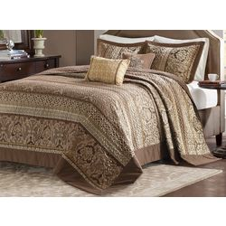 Madison Park Bellagio 5-pc. Bedspread Set