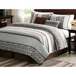 Madison Park Princeton 5-pc. Coverlet Set