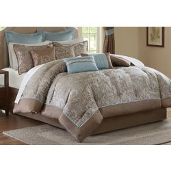 Madison Park Brystol 24-pc. Room In A Bag Comforter Set