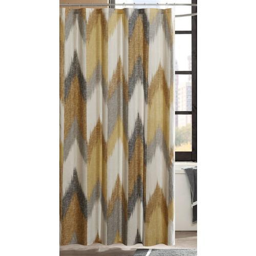 Ink Ivy Alpine Shower Curtain