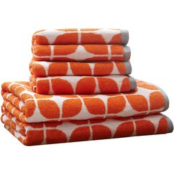 Intelligent Design Lita 6-pc. Towel Set