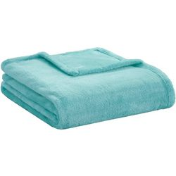 Intelligent Design Microlight Plush Oversize Throw