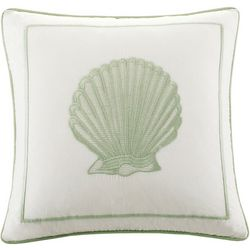 Brisbane Embroidered Square Pillow
