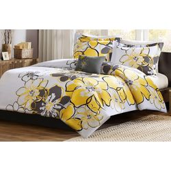 Mi Zone Allison Duvet Cover Set