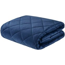 Beautyrest 18 lb. Weighted Quilted Mink Blanket