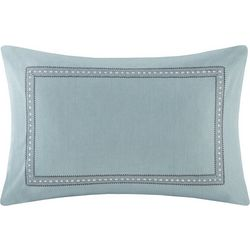 Echo Design Larissa Embroidered Oblong Pillow