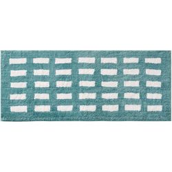 Madison Park Kagen Reversible Tufted Microfiber Bath Rug