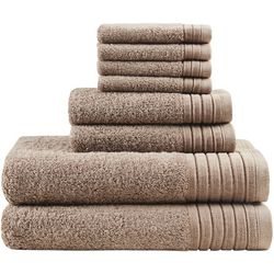 Madison Park Signature Mirage 8-pc. Solid Towel Set