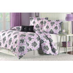 Mi Zone Katelyn Purple Comforter Set