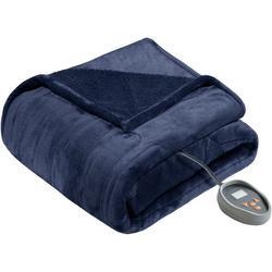 Heated Microlight to Berber Electric Blanket